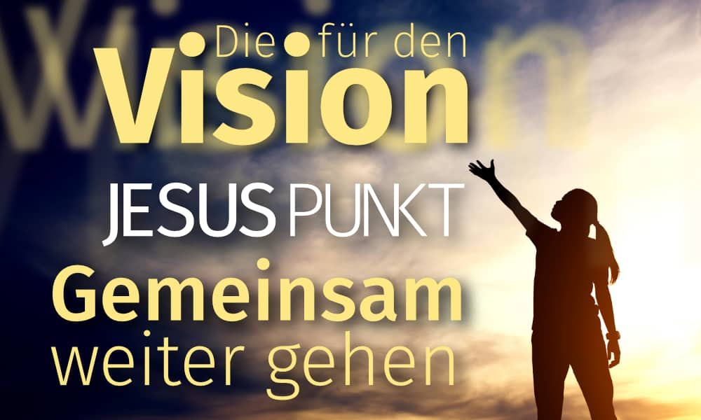 Die Vision des Jesus Punktes Image
