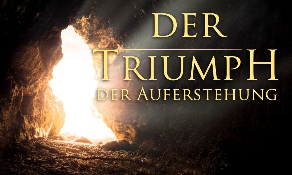 Der Triumph der Auferstehung Image